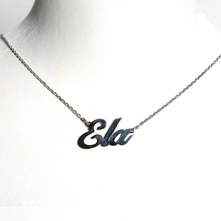 Lant cu nume Ela 159 lei