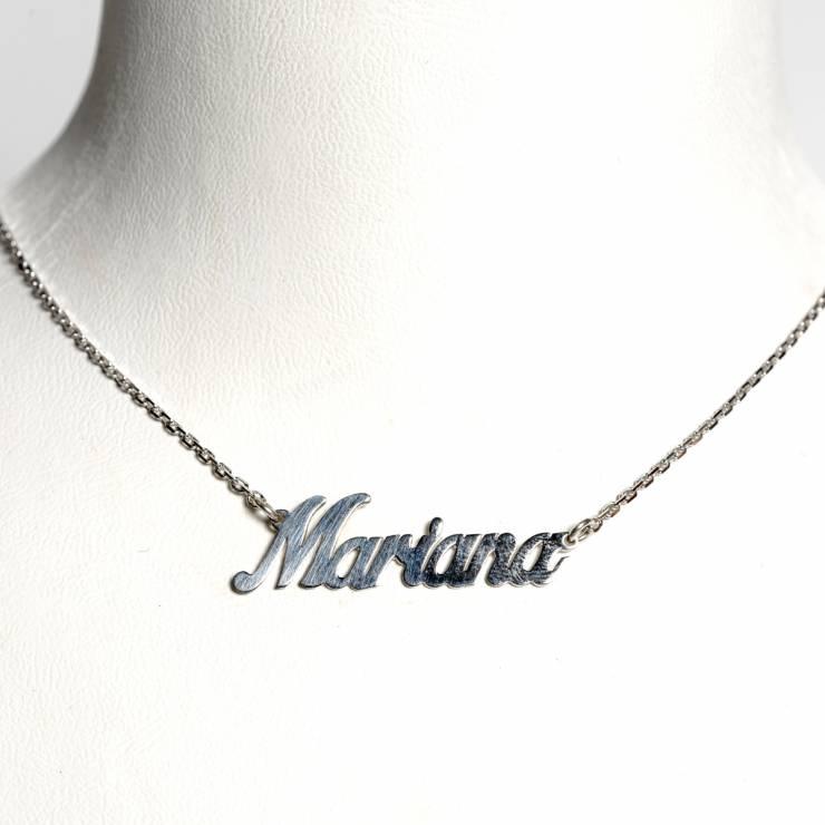 Lant cu nume Mariana 159 lei