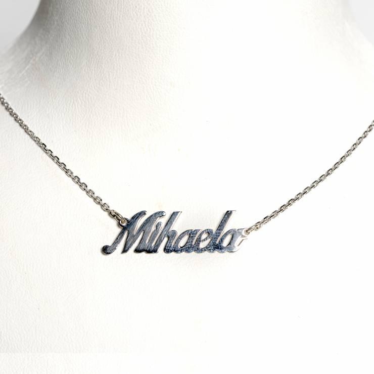 Lant cu nume Mihaela 159 lei
